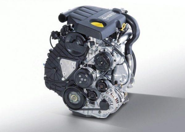 Motore usato Opel Astra 1.7 d codice a17dtr