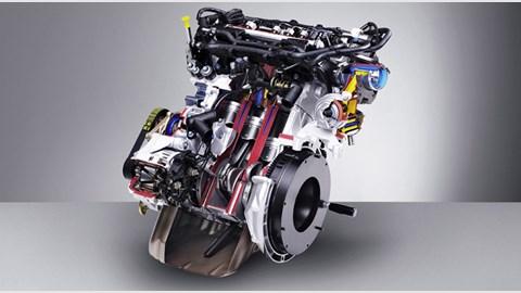 motore smart cdi diesel carre view