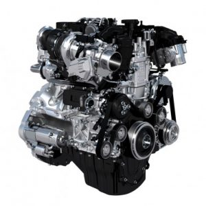 JLR Ingenium engine family