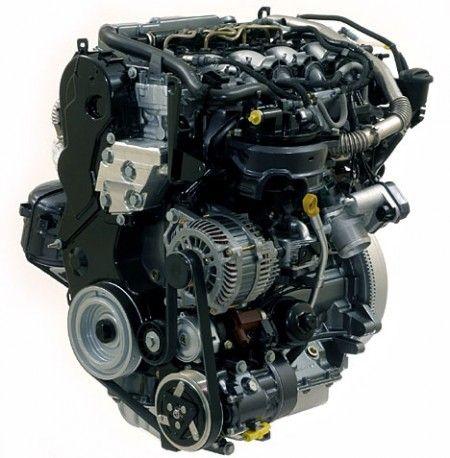 Motore diesel ford PSA principale