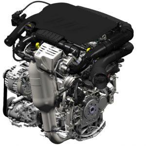 Motore turbo EB PureTech Psa