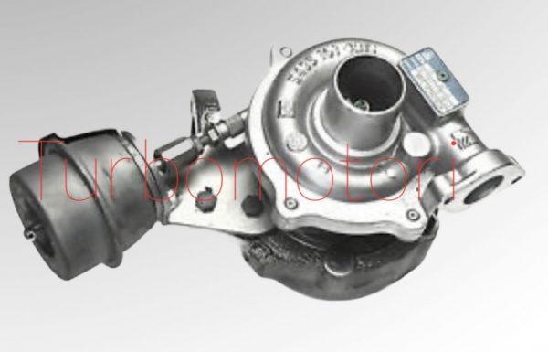 Turbo BorgWarner Alfa Romeo MiTo 1.3 JTDM Fiat Doblo / Grande Punto / Linea 1.3 JTD Lancia Musa / Ypsilon 5435-970-0014