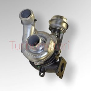 Turbo Garrett Fiat Bravo Doblo Multipla 1.9 JTD codice 777251-0001