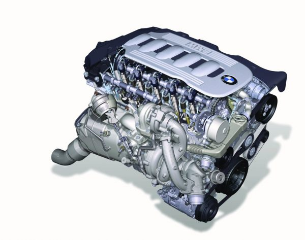 Motore usato Bmw 3.0 Tdi codice motore 306d3