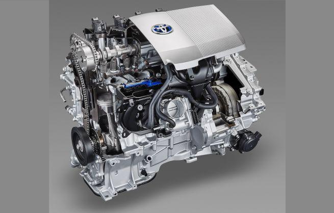 motore toyota hybrid