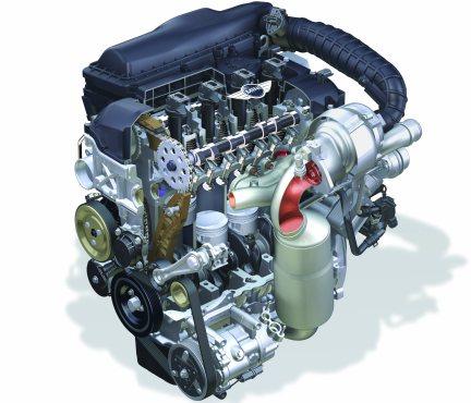 Motore usato Mini Countryman 1.6 b codice n16b16a