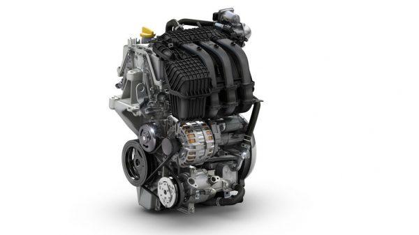 Motore usato Dacia Dokker 1.5 d codice k9kc6