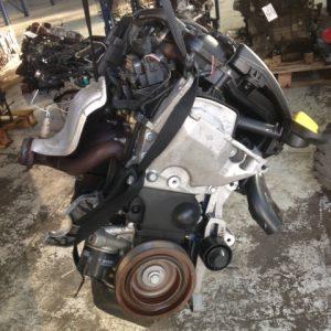 Motore DAFD7 4