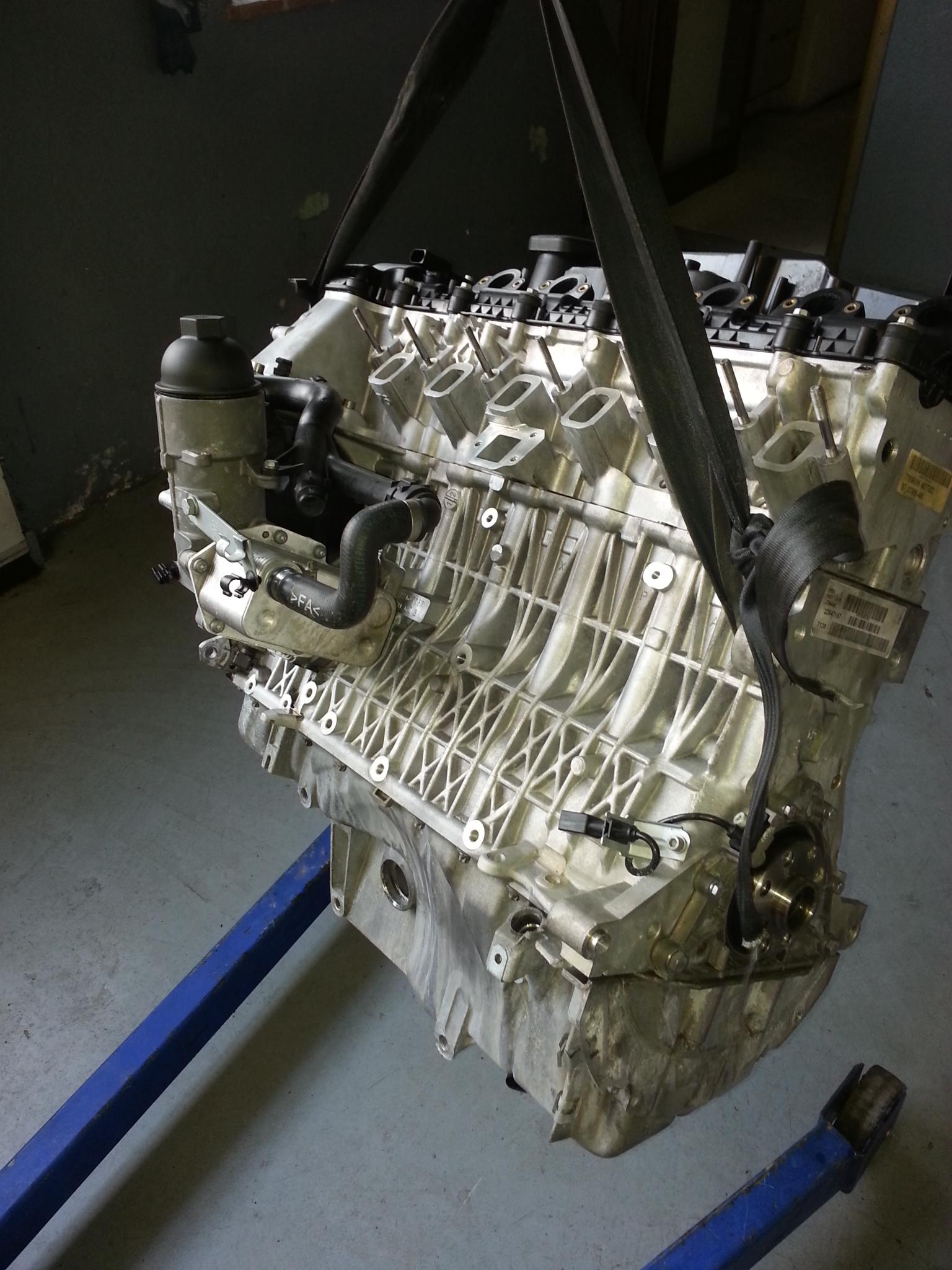 Motore BMW 306D3 x5