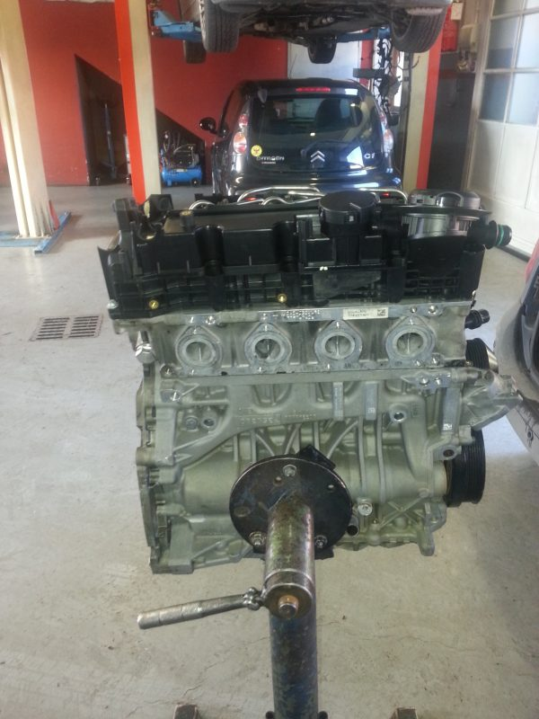 Motore BMW N47D20A 3