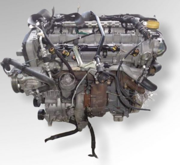 Motore usato 939a9000 Alfa Romeo 159 2010 2.4 d
