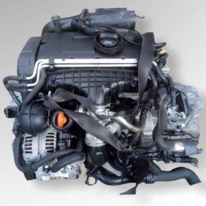 Motore usato bkd Volkswagen/Audi/Seat/Skoda 2003-2012 2.0 d