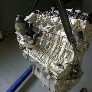 Motore rettificato a nuovo Bmw x6 3.0 d codice 306d5