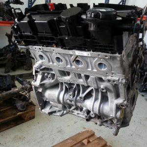 Motore revisionato n47d20c Bmw serie 1-3 2.0 Tdi
