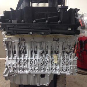 Motore revisionato a nuovo Bmw serie 5 3.0 d codice motore 306d3