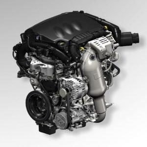 Motore usato Citroen/Peugeot 1.6 d codice motore 9hv