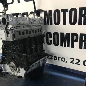 Motore revisionato a nuovo 199A3000 Fiat 1.3 mjet