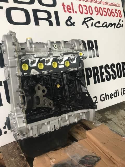 Motore usato Fiat Doblo 1.3 d codice motore 263a2000