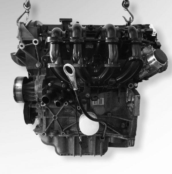 Motore usato Ford Fiesta 1.0 b codice motore stjb
