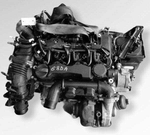 Motore usato Ford Focus 1.6 d codice motore g8da
