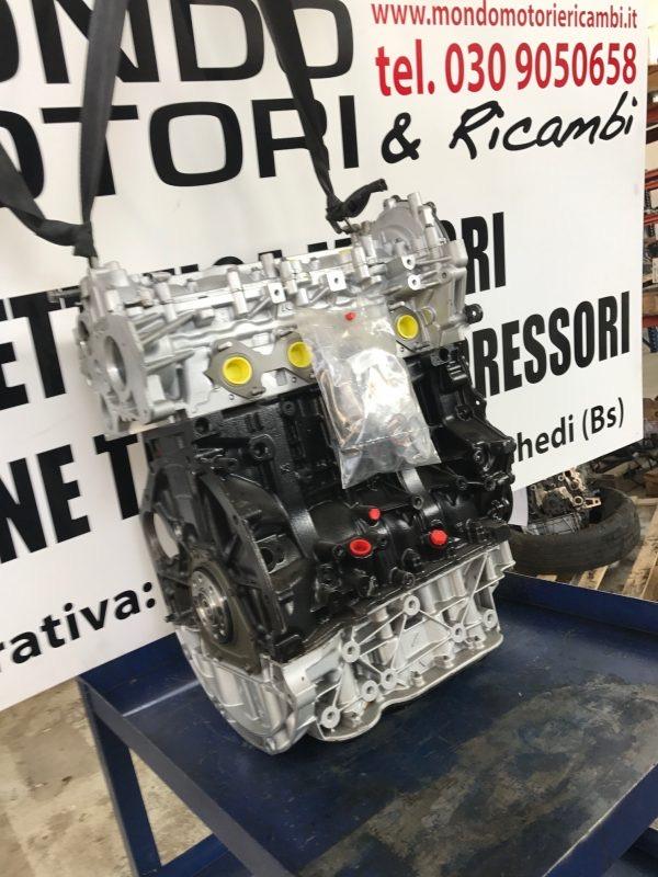 Motore revisionato a nuovo m9re7 Nissan Qashqai 2.0 d