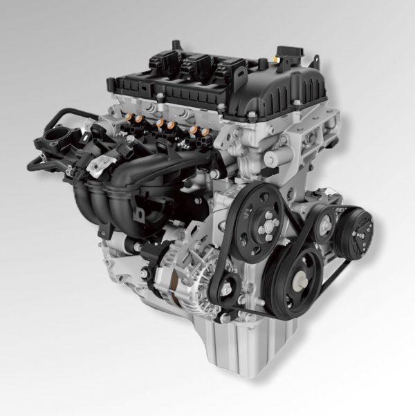 Motore usato Opel/Suzuki 1.2 b codice motore k12b