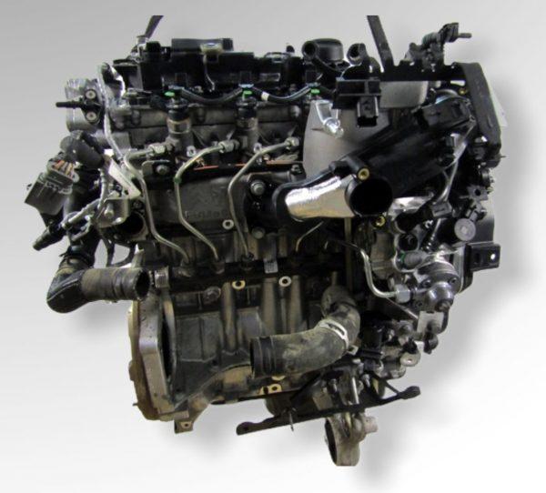 Motore usato Peugeot/Citroen 1.6 d codice motore 9hp