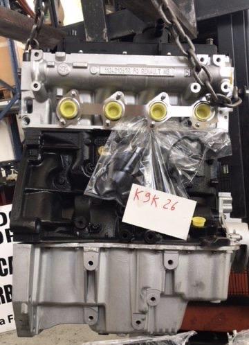 Motore revisionato a nuovo K9K Renault Laguna 1.5 d