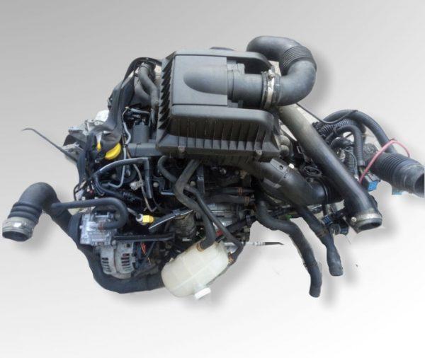 Motore usato Renault Master 2.5 d codice motore g9ua7
