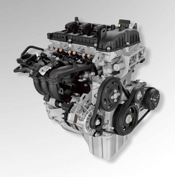 Motore usato Suzuki/Opel 1.0 b codice motore k10b