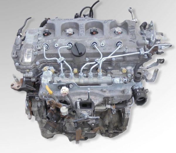Motore usato Toyota Auris 2.0 d codice motore 1adftv