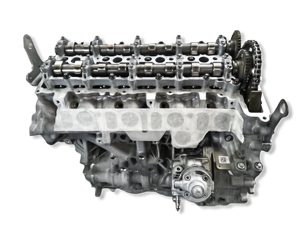 Motore n47d20a Bmw revisionato semi completo 2.0 d