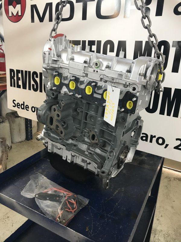 Motore revisionato a nuovo 199a9000 Lancia 1.3 mjet