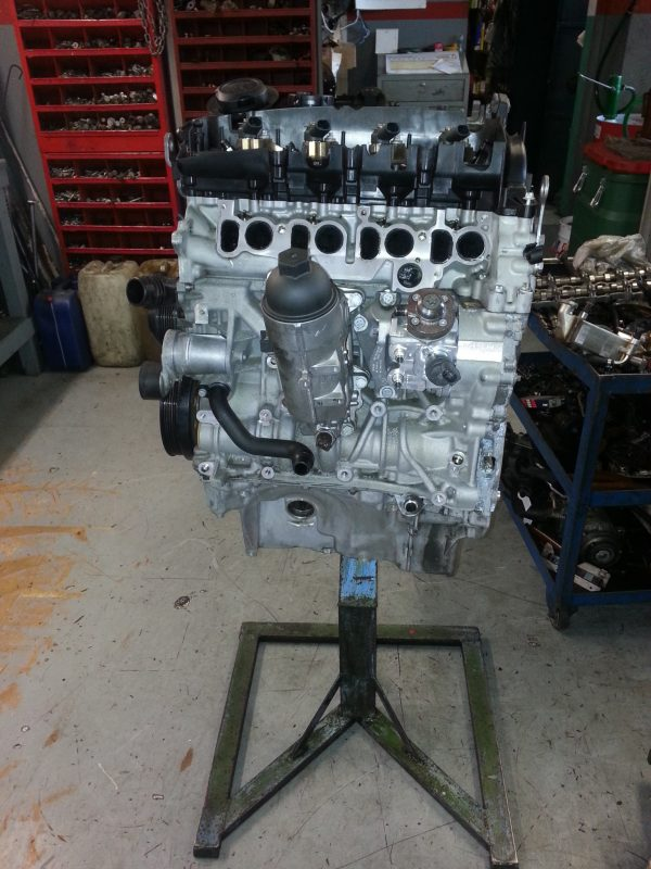 Motore N47D20A 4X4 X3