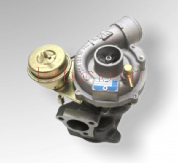 Turbo kkk Audi A4 codice turbo 53039880005