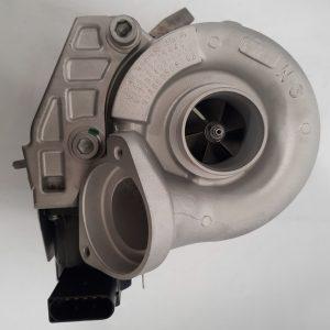 turbo senza attuatore
