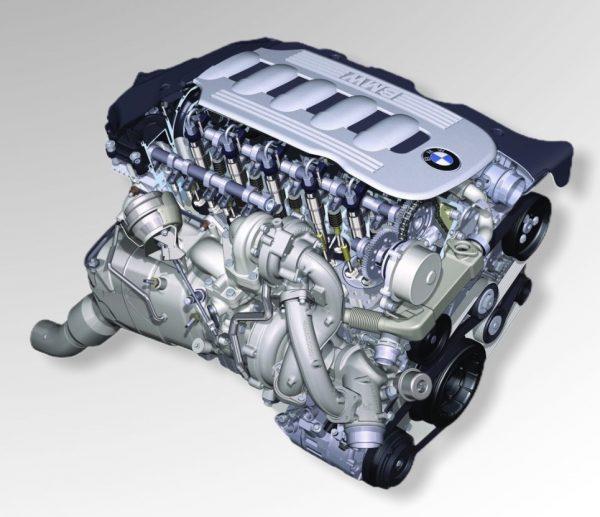 Motore usato Bmw 2.0 d codice motore 204d4
