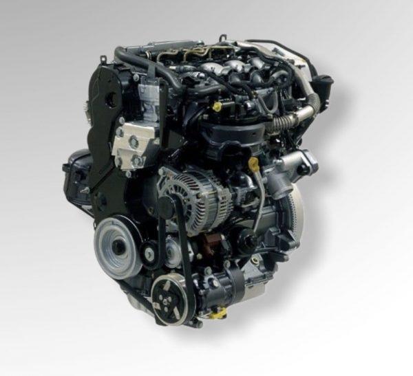 Motore usato Ford Fiesta 1.6 d codice motore tzja