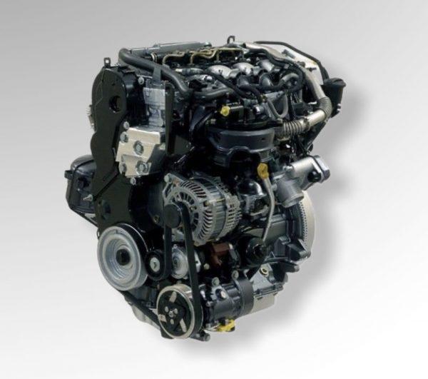 Motore usato Ford Mondeo 2.0 d codice motore qxba