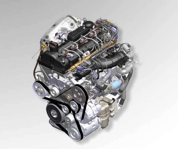 Motore usato Hyundai/Kia 1.1 b codice motore g4hg