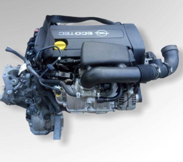 Motore usato Opel Astra 1.6 b codice motore z16xep