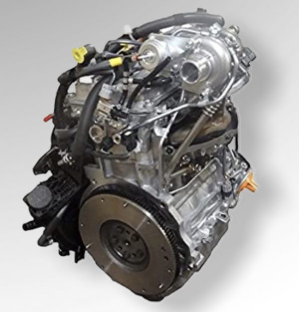 Motore usato Smart Fortwo 1.0 b codice motore 3b21