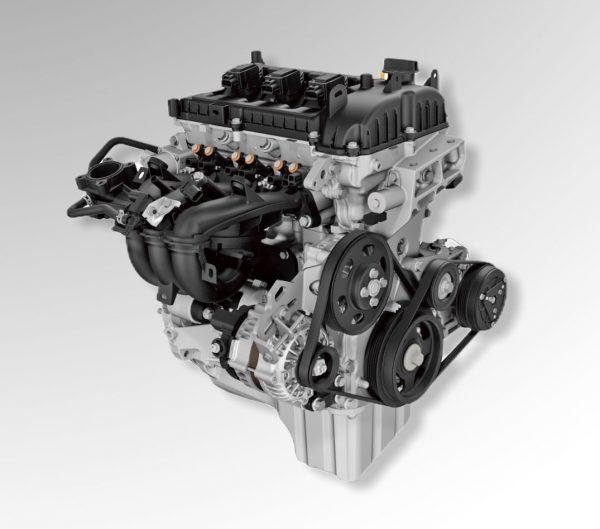 Motore usato Suzuki/Subaru 1.3 b codice motore m13a