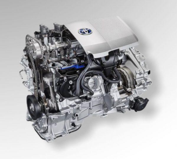 Motore usato Toyota Corolla 1.4 d codice motore 4zzfe