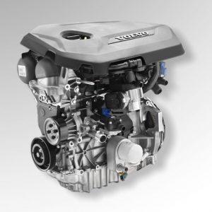 Motore usato Volvo V70 2.4 d codice motore d5244t17