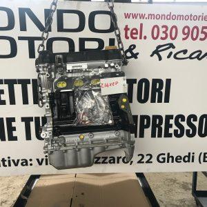 Motore revisionato a nuovo Opel Corsa codice z14xep