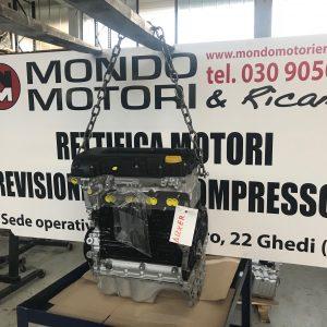 Motore revisionato a nuovo Opel codice a12xer