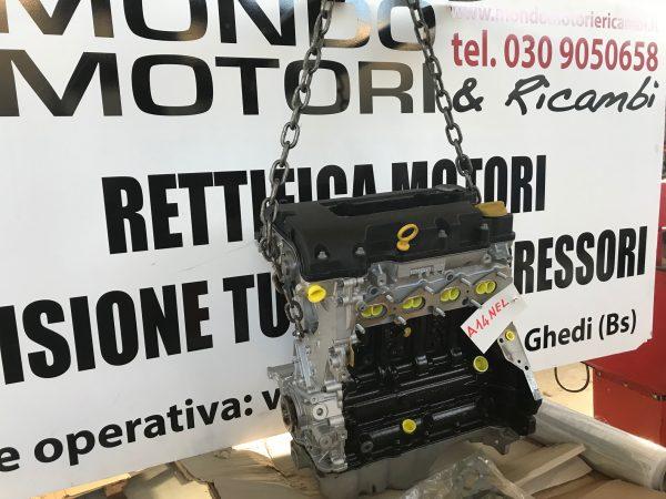 Motore revisionato Opel Corsa 1.4 b codice a14nel