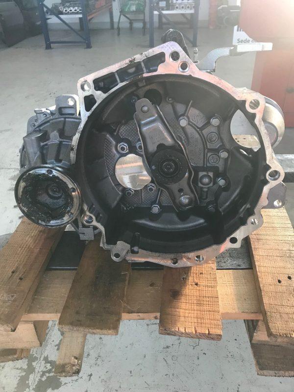 Cambio manuale usato 6 marce Volkswagen Polo 1.4 d codice motore cus
