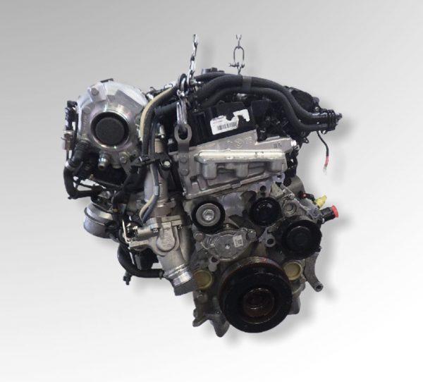 Motore usato BMW X1 2.0 D codice motore b47c20b